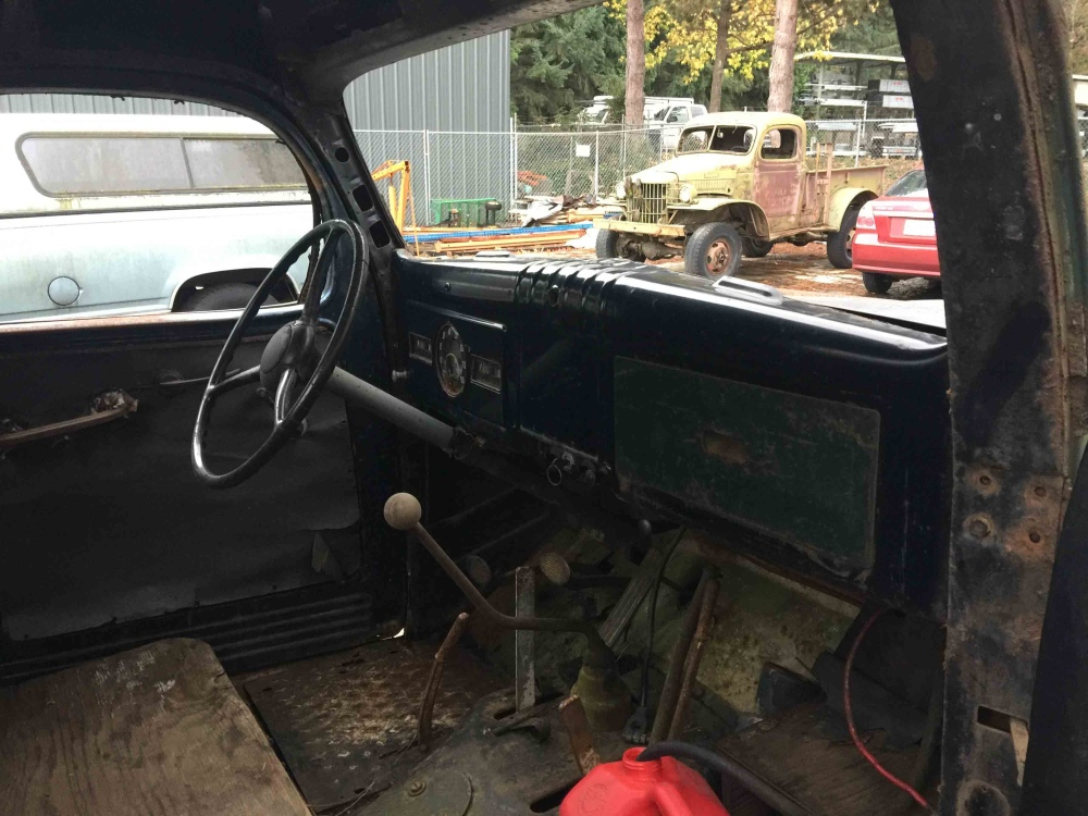 1942 Dodge Power Wagon With Dump Bed And Winch For Sale Seattle Wa Craigslist Or Call 425 556 0261