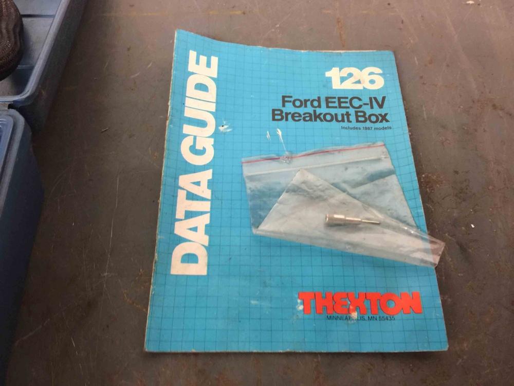thexton ford eec-iv breakout box