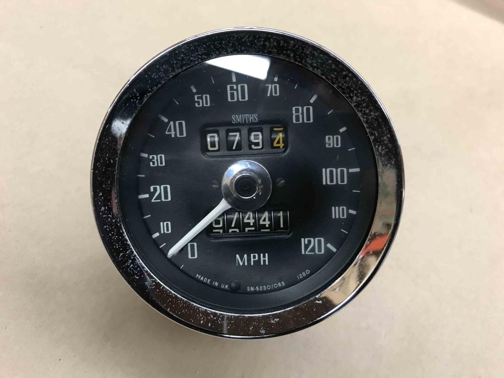 Ziemlich Mgb Tachometer Fotos - Elektrische Schaltplan-Ideen ...