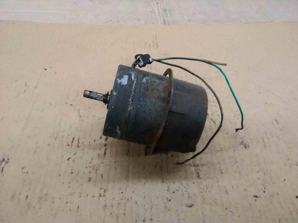 Triumph Tr7 Radiator Fan Motor Untested Lucas Electric